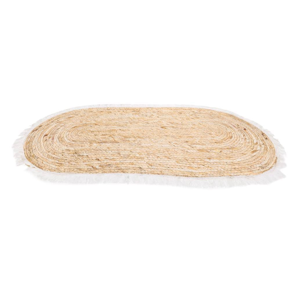Alfombra fibra natural tejido artesanal en Creaciones meng ...